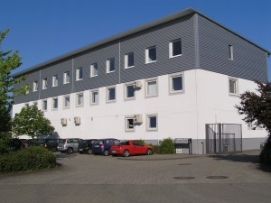 Firmengebäude Techpharm GmbH in Bruchsal